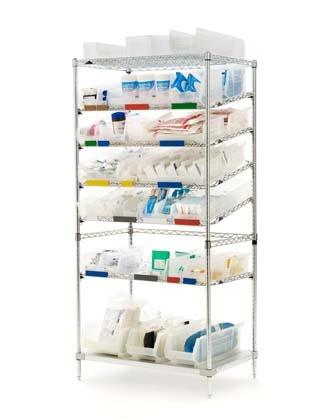 QwikSlot Shelf